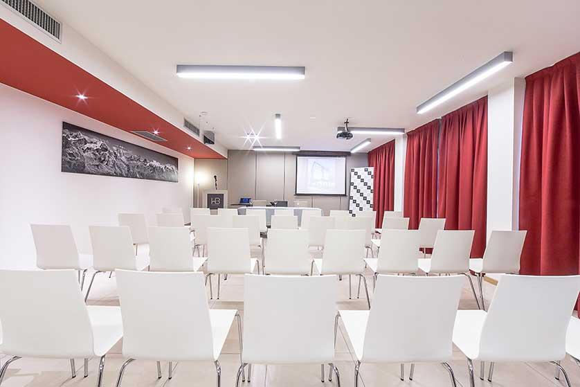 centro congressi in centro aosta