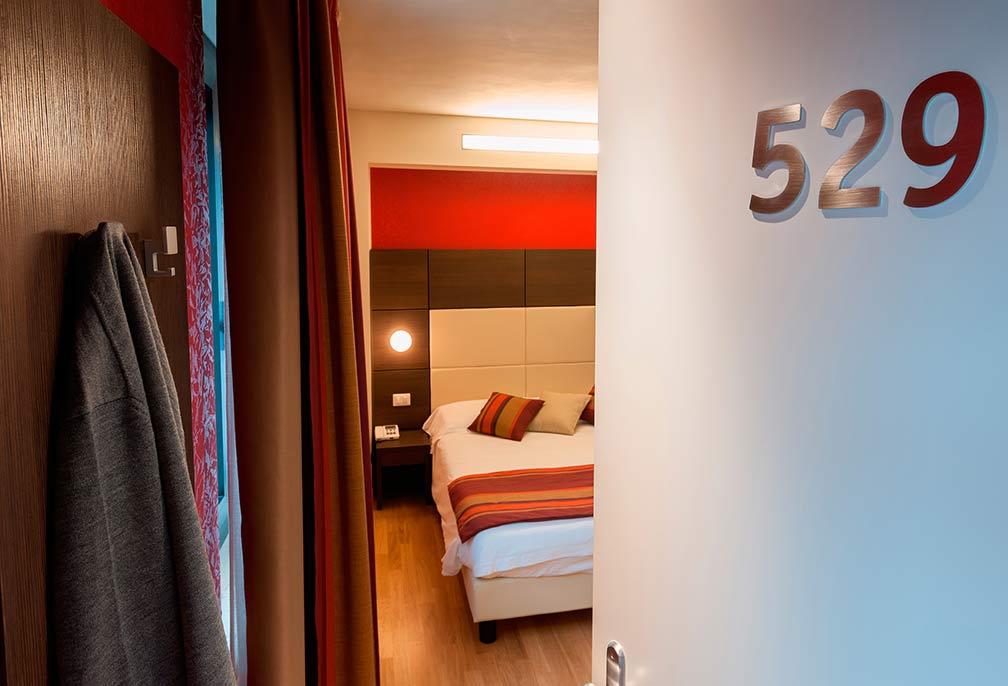 hotel hb a Aosta